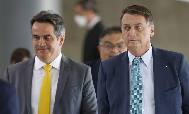ciro bolsonaro - DESAPLAUDIDO: Integrantes do Centrão veem Bolsonaro como 'canoa furada' e avaliam desembarque