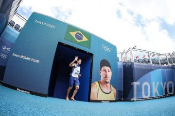 VÔLEI DE PRAIA: Paraibano Álvaro Filho é eliminado dos jogos olímpicos
