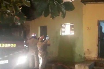 Fábrica clandestina de fogos de artifício explode na cidade de Patos