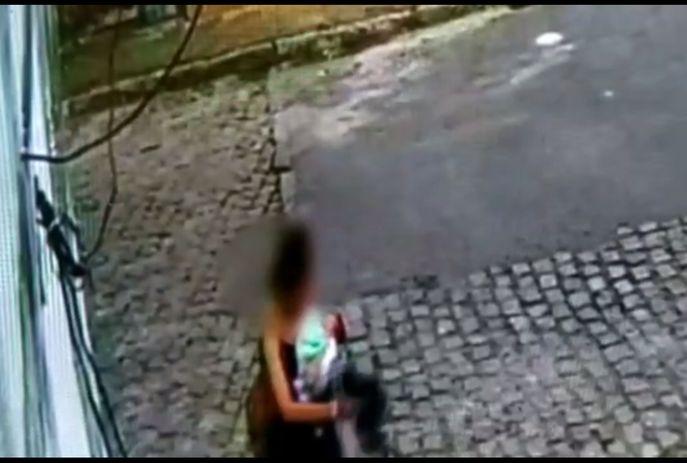 csm mulher crianca abandonada joao pessoa 2021 agosto b05f474979 1 - Avó recebe guarda de criança encontrada em calçada, em João Pessoa