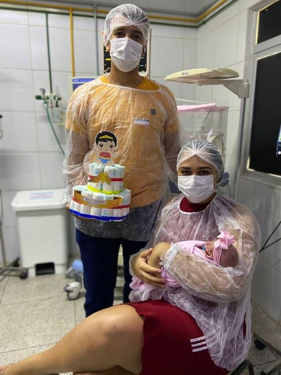 d6d16783 fd7d 4346 be3d 823286d33fc0 - Acolhimento e humanização: estratégias de suporte são utilizadas pela Maternidade Dr. Peregrino Filho, em Patos