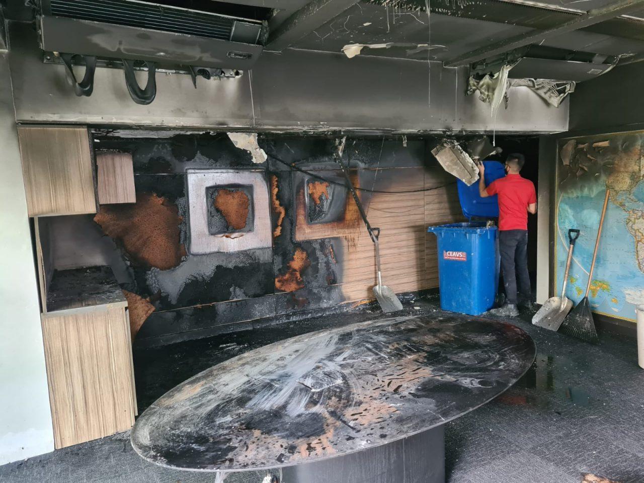 d981d51c ba86 4e91 af5c f5b1e3119153 scaled - SUSTO: incêndio atinge prédio da FIEP, em Campina Grande; ninguém ficou ferido - VEJA VÍDEOS