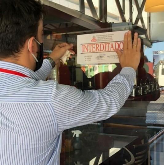 dona branca - INTERDITADO! Após denúncia Vigilância Sanitária fecha restaurante Dona Branca em João Pessoa