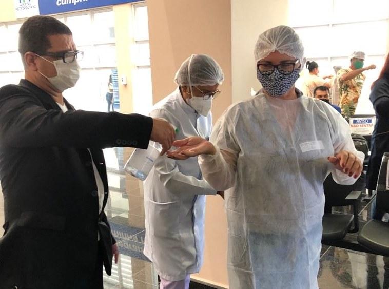 ea65fe84 0f35 4f68 a746 c8c8ccddec94 - Hospital Metropolitano retoma visitas presenciais com novos protocolos