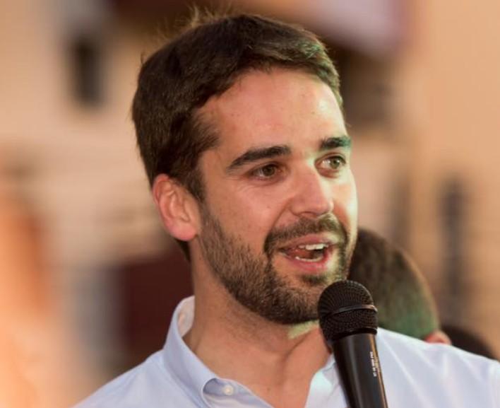 edu 1 - Eduardo Leite desembarca na Paraíba em campanha pelas prévias do PSDB