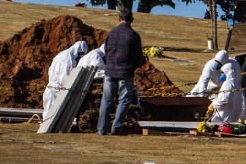 enterro campinas 360x240 - Covid-19: 107 municípios paraibanos não registraram óbitos durante o mês de julho