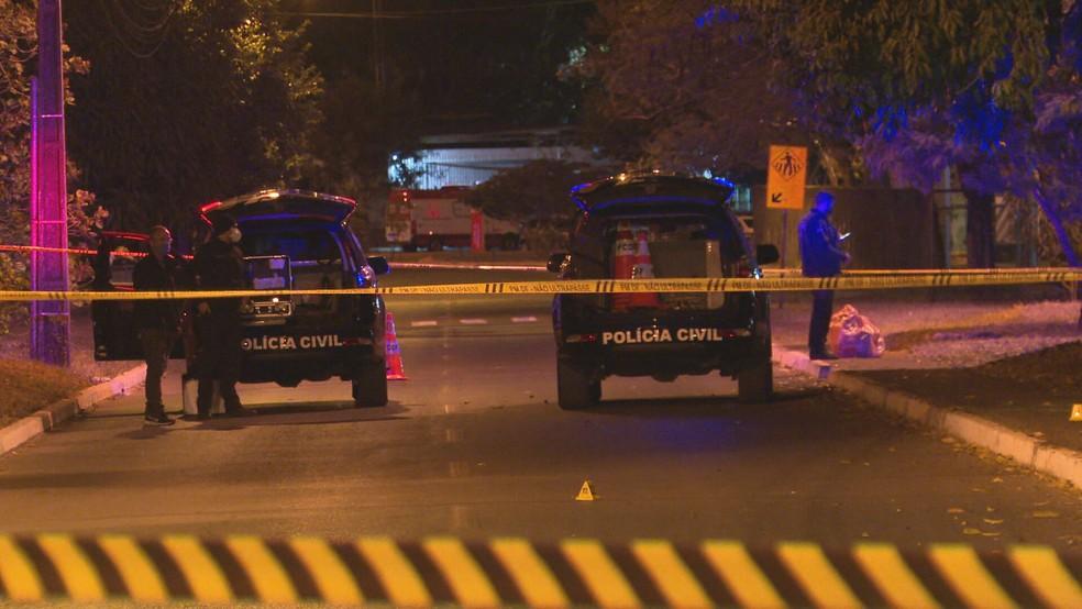 espancado gama 00006 frame 193 - VÁRIAS FACADAS: Travesti é encontrada morta e com marcas de agressão em rua no DF