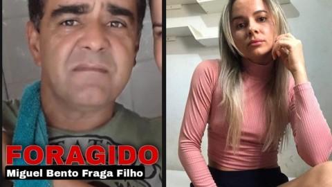 feminicidio - Corpo de vendedora desaparecida é encontrado queimado na fazenda do marido, e policia faz buscas por suspeito