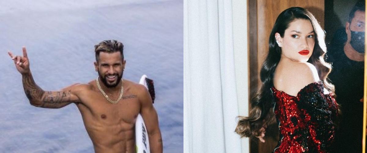 """final 1628770593 - Italo Ferreira deixa comentário em foto de Juliette e fãs shippam: """"Meu casal"""""""