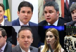 """DIAP: Conheça os parlamentares paraibanos eleitos """"cabeças"""" do Congresso Nacional 2021"""