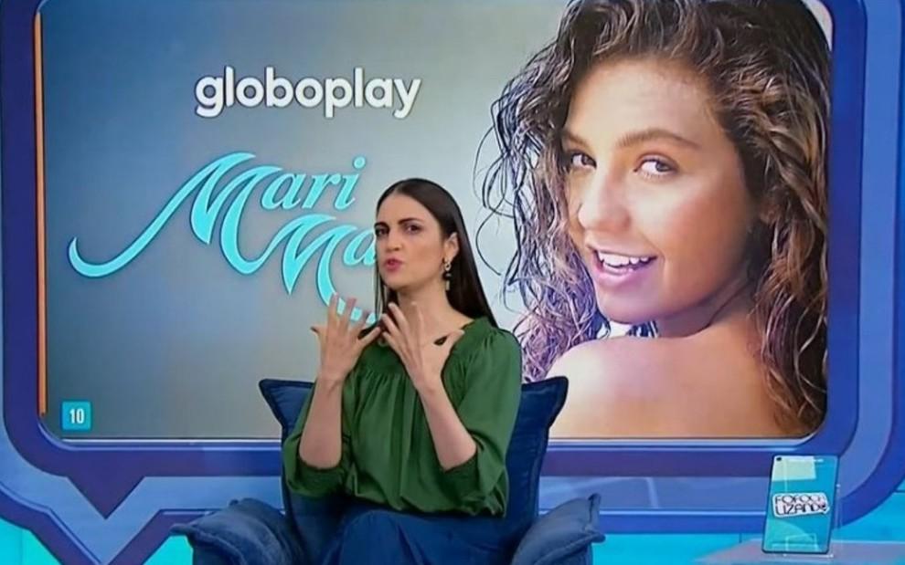 """fofocalizando chris flores - INUSITADO! SBT faz propaganda do Globo Play e internautas reagem: """"Você pensa que já viu de tudo"""" - VEJA VÍDEO"""