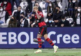 Flamengo coleta vídeos com registros de racismo no Paraguai para enviar à Conmebol