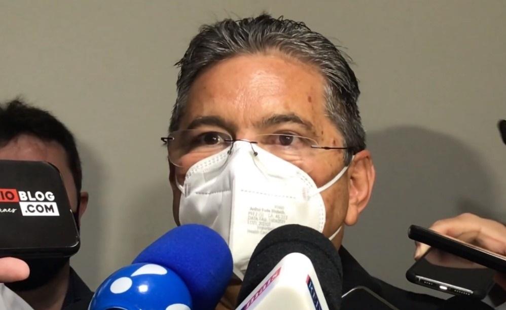"""galdino - Galdino diz que não irá impor candidatura a vice, mas avisa: """"Adriano não será problema, será solução"""""""