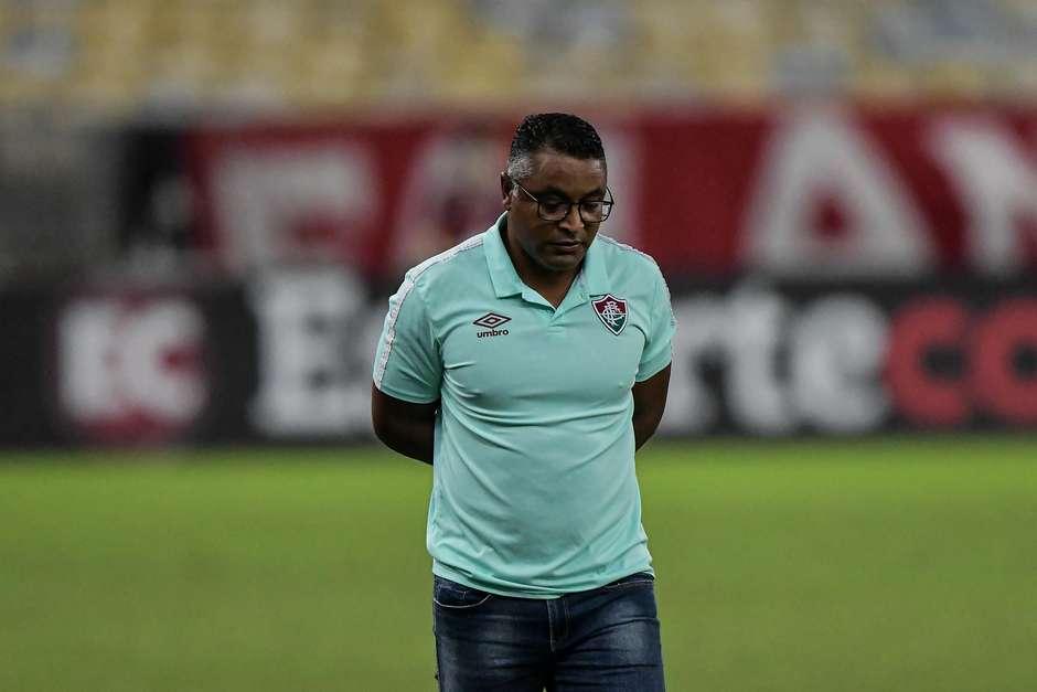 gazeta press foto 1524669 - Em crise, Fluminense anuncia demissão de Roger Machado
