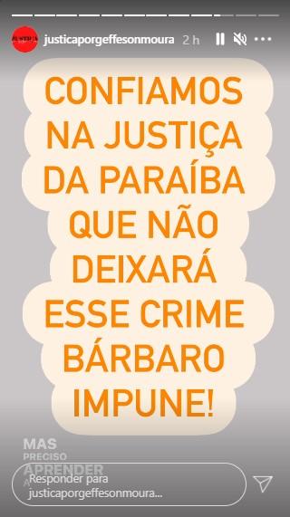 geffesson moura - CASO GEFFESON MOURA: julgamento de recurso sobre prisão de policiais de SE envolvidos na morte do paraibano é adiado - VEJA VÍDEO