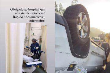 giovanni acidente 1 360x240 - Giovani fala sobre acidente de carro: 'Poderia ter sido muito mais grave'
