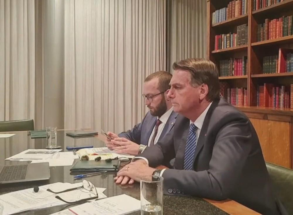 globo canal 5 40 frame 284746 - Bolsonaro bloqueou 176 perfis nas redes sociais, diz relatório da Human Rights Watch