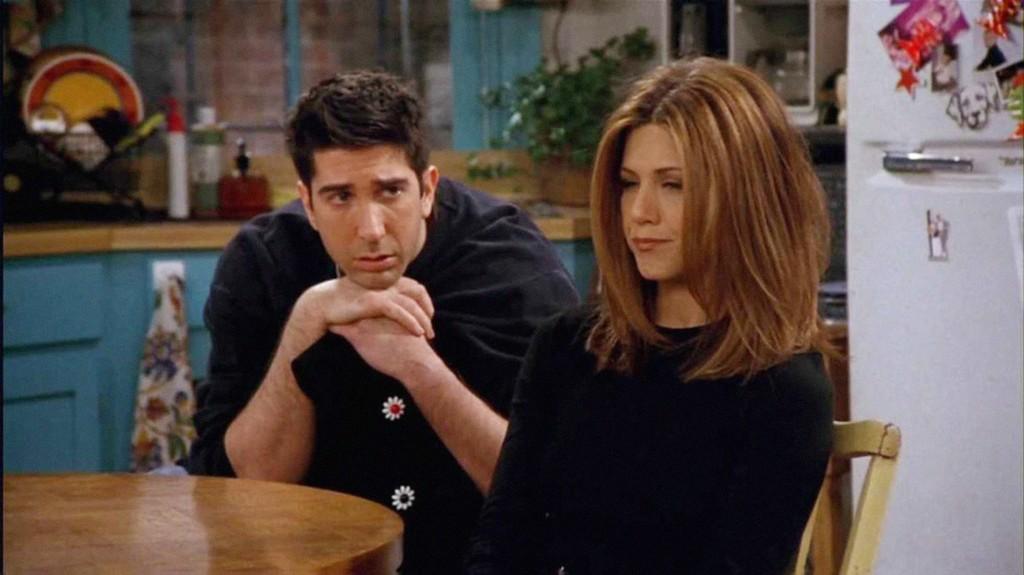 i469847 - Rachel e Ross vive? Jennifer Aniston e David Schwimmer estão vivendo romance, afirma revista