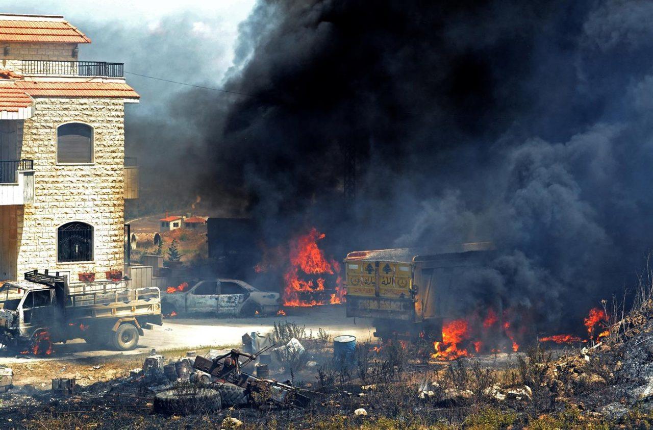 image 1 scaled - Explosão de tanque de combustível deixa 28 mortos no Líbano