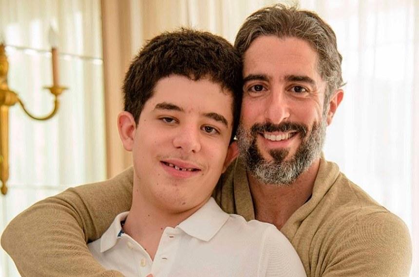 imagem materia 2 - Com filho autista, Mion manda recado para o ministro da Educação, na Globo