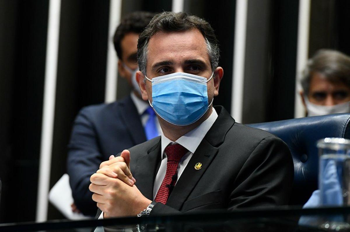 imagem materia 3  - Pacheco diz que processo de impeachment de ministros do STF 'não é recomendável'