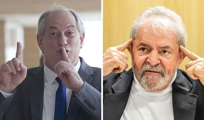 img ciro candidata pt fake news lula - FOI PLÁGIO? Ciro Gomes acusa Lula de copiar frase dita por ele sobre imposto de renda