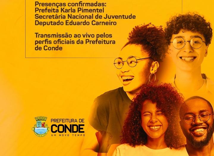 img 202108241002u5sH - Prefeitura de Conde realiza audiência pública para debater políticas públicas com a juventude
