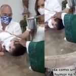 img 3721 150x150 - Menino viraliza após dizer que 'padre não sabe batizar'