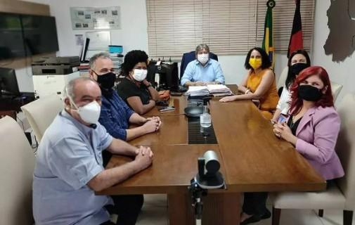 joao azevedo 2 - Governador João Azevedo participa de reunião com PCdoB nacional e local para discutir chapa majoritária; entenda
