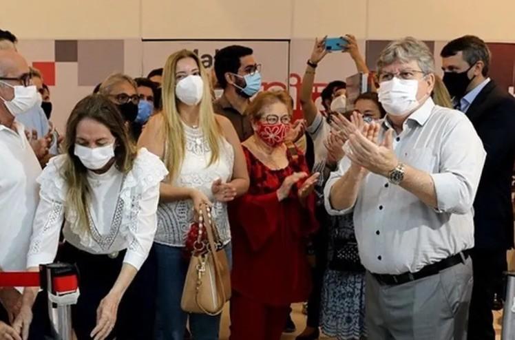 joao - O impasse sobre apoio de Azevêdo à candidatura de Lula ao Planalto - Por Nonato Guedes