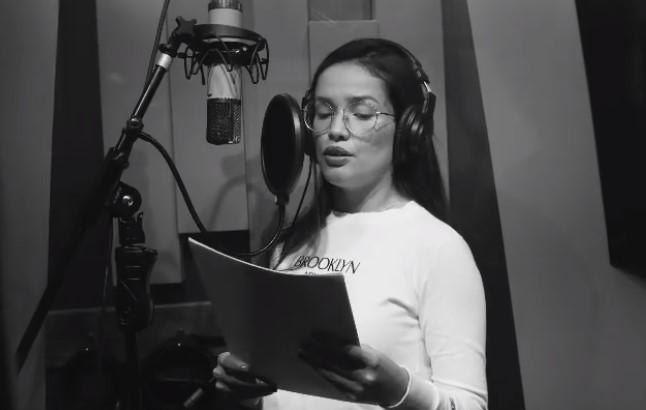 juliette 1 - Juliette Freire divulga bastidores da gravação de seu primeiro EP
