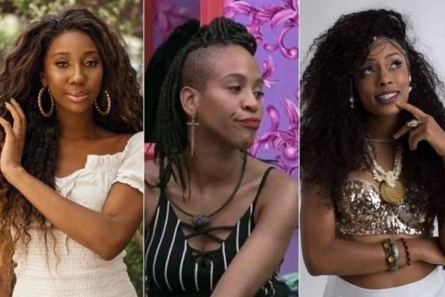 kkk - Camilla de Lucas, Karol Conká e Lumena Aleluia batem boca nas redes sociais