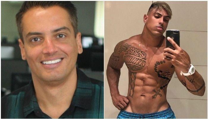 leo dias relgio roubado kadu brayner - DOPADO E ROUBADO: Leo Dias expõe garoto de programa que contratou; jornalista acionou a polícia