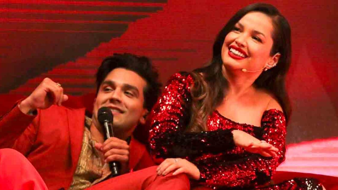 luan santana juliette 1280x720 1 - Luan Santana troca olhares com Juliette em live e fãs apontam romance