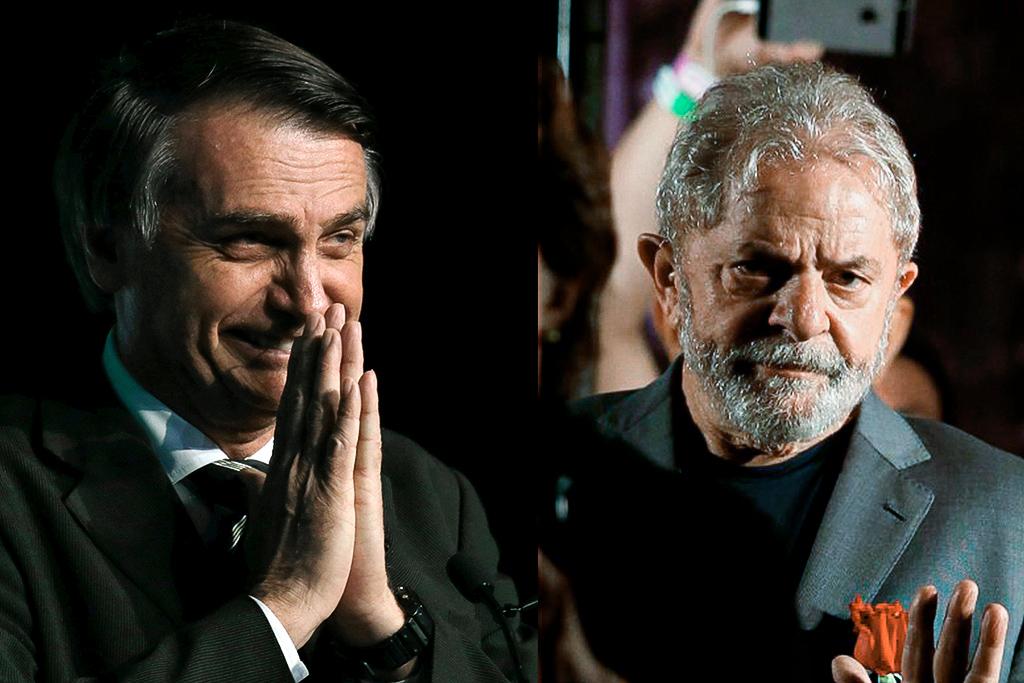 lula x bolsonaro - PESQUISA 6SIGMA: Bolsonaro tem 35,5% contra 29,4% de Lula; ambos empatam no 2º turno, diz empresa paraibana