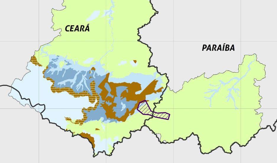 mapa3 e1628115223470 - EXTRA: a Paraíba perde o comando do Ramal Piancó da Transposição para o Ceará. Que vergonha! - por RUI GALDINO