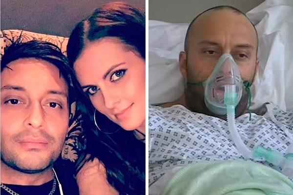 marcus birks - Negacionista e anti-vacina, cantor morre aos 40 anos vítima da Covid-19 após achar que estava imune por praticar esportes