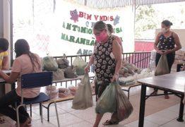 Prefeitura de Conde intensifica entrega de kits de merenda para alunos da rede municipal de ensino