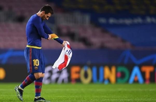 messi - Messi já tem data de apresentação e salário definido no PSG, diz jornal