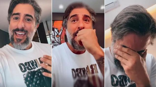 mion - Marcos Mion revela que recebeu ligação de Luciano Huck: 'Me ofereceu todo o apoio'