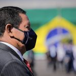 """mourao 150x150 - Depois de especulações após fala de Bolsonaro à Arapuan, Mourão diz que segue no governo """"até o fim"""""""