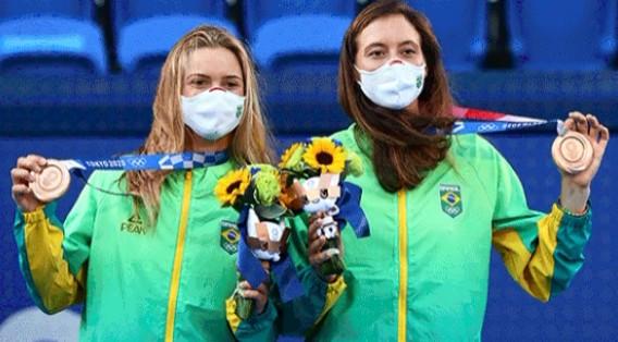 mulheres - Olimpíada de Tóquio 2021: Mulheres brasileiras conquistam melhor resultado da história