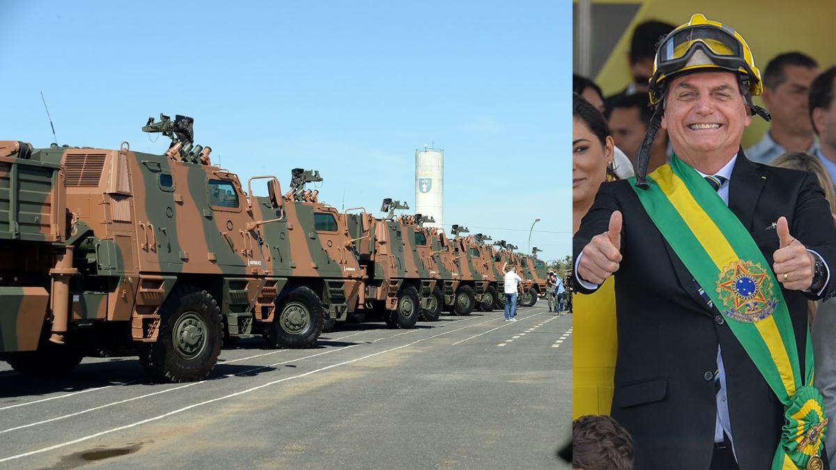 my post 53 - Bolsonaro vai receber comboio de tanques antes da votação da PEC do Voto Impresso