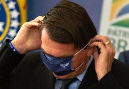 Governo de SP multa Bolsonaro pela terceira vez por não usar máscara em aglomeração