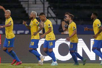 Brasil ultrapassa França e assume 2º lugar no ranking da Fifa; Bélgica segue líder