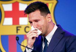 Personalidades que fizeram história no Barcelona prestam homenagem a Lionel Messi