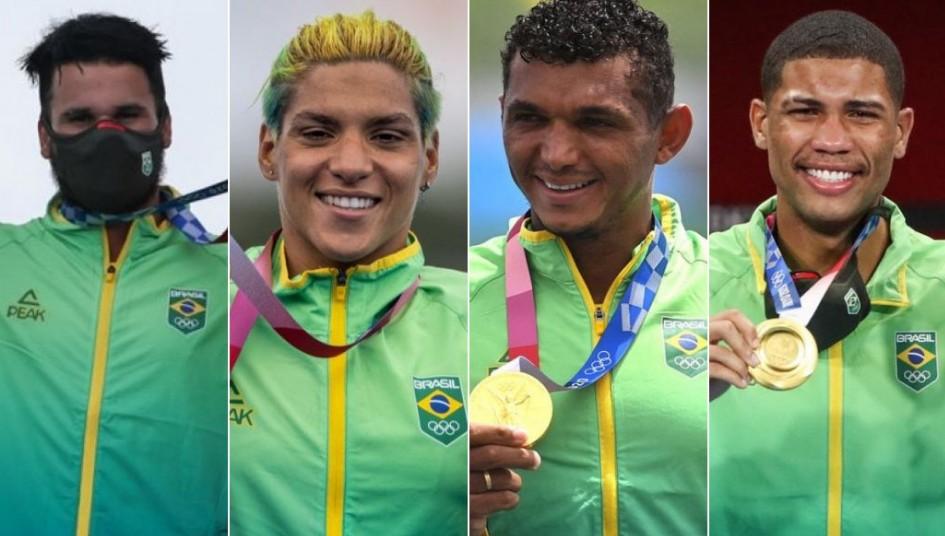 nordeste - Se fosse um país, Nordeste teria mais medalhas que Espanha, Argentina e Portugal