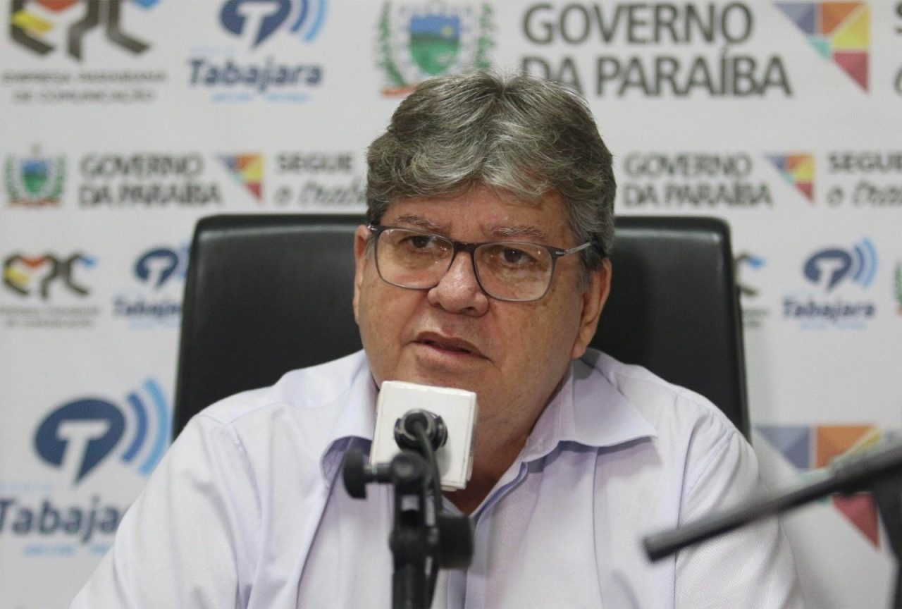 o governador da paraiba joao azevedo 1565391640193 v2 1600x1080 1 scaled - João Azevêdo na TV Arapuan: 'Na minha chapa não terá nenhum nome que vote em Bolsonaro'