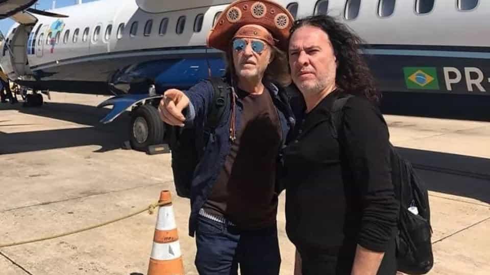paulo rafael - Morre aos 66 anos Paulo Rafael, guitarrista de Alceu Valença e da banda Ave Sangria