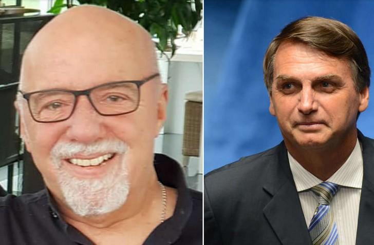 paulo - Paulo Coelho sugere que Bolsonaro fume maconha para acalmar